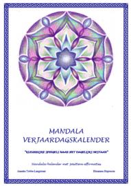 Mandala verjaardagskalender