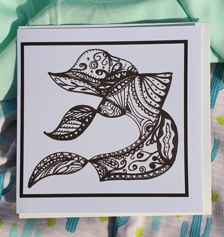 Lijnenspelkaart Dolfin