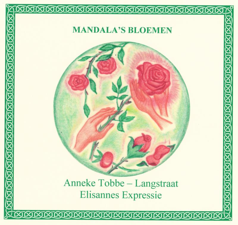 Mandala's met bloemen