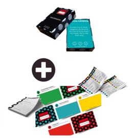 Gesprekskaarten EF PRO & Doelenpakket