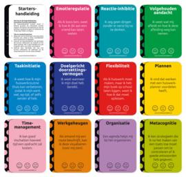 Gesprekskaarten Executieve Functies - Voortgezet Onderwijs