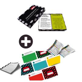 Gesprekskaarten EF VO & Doelenpakket