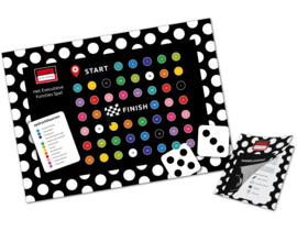 Spelbord en Opdrachtkaarten - Het Executieve Functies Spel