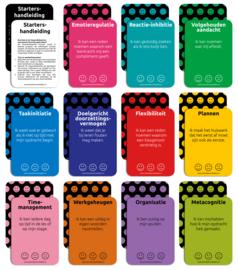 Gesprekskaarten Executieve Functies - Praktijk Onderwijs & (V)MBO