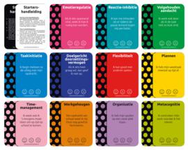 Gesprekskaarten Executieve Functies - Basis Onderwijs