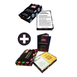 Hulpkaarten bij Gesprekken & Gesprekskaarten Executieve Functies - Basis Onderwijs