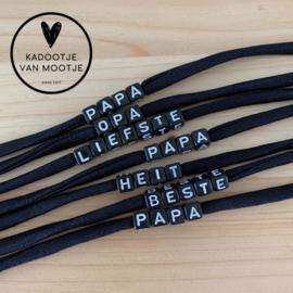 Armbandje Ibiza voor Vaderdag