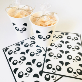 Deco-stickers - panda's