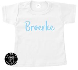 Broerke - shirt