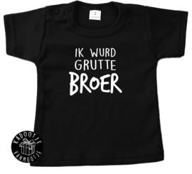Ik wurd grutte broer - shirt FRIES