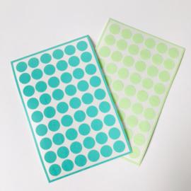 Deco-stickers - stippen small