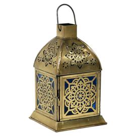 Sfeer lantaarn met Mandala symbool.
