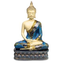 Boeddha in meditatiehouding.
