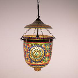 Oosterse hanglamp met deksel