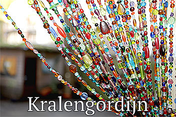 Kralengordijn - Vliegengordijn