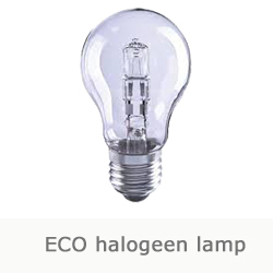 ECO halogeen lamp