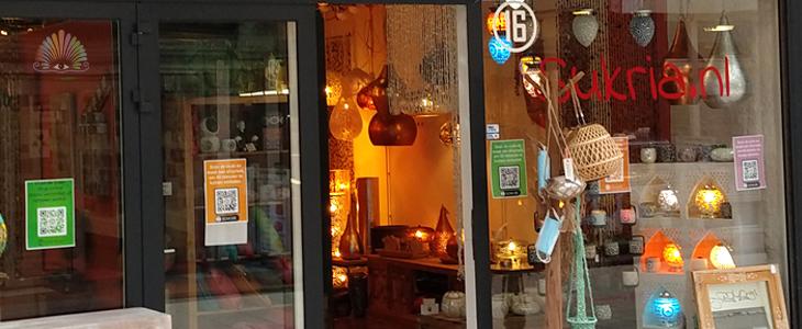 Sukria   winkel Almere