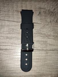 Bandje 4G horloge Zwart