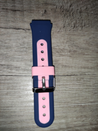 Bandje 4G horloge Roze