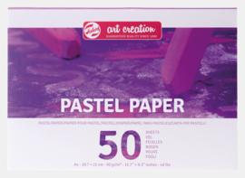 Pastelpapier A4 - 90g (50 vellen)