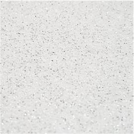 POLI-FLEX Pearl glitter - Wit - PF444