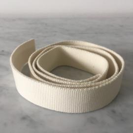 Tassenband ivoor