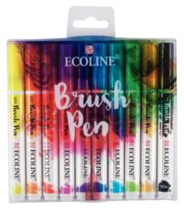 Brushpennen Ecoline (set van 10)