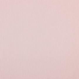 Katoen - Effen roze - licht