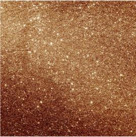 POLI-FLEX Pearl glitter - Koper - PF426