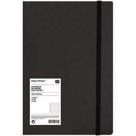 Notitieboekje Zwart A5