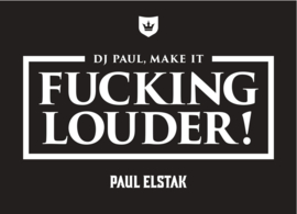 Make It Fucking Louder Sticker