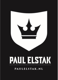 Paul Elstak Sticker