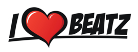 I Love Beatz Sticker