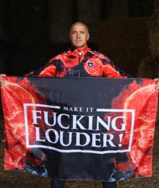 Skull Flag MAKE IT FUCKING LOUDER
