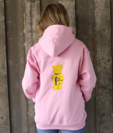 Kids Hoodie Pink WANNA PLAY