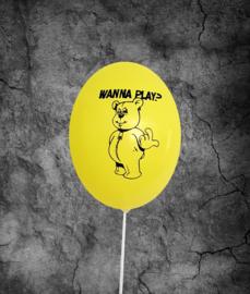 Balloon Wanna Play