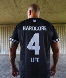 Soccer Shirt Hardcore 4 Life - LIMITED