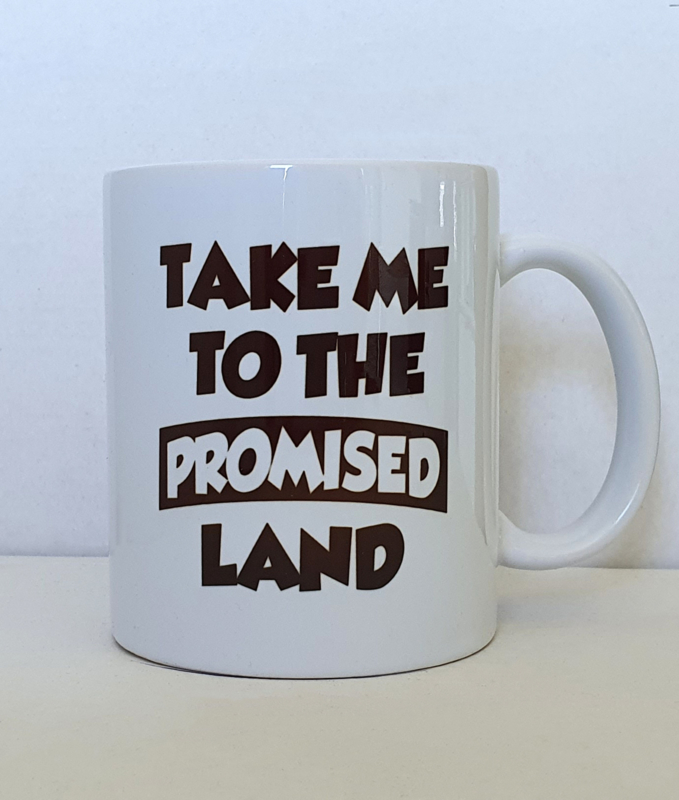 Cup PROMISED LAND