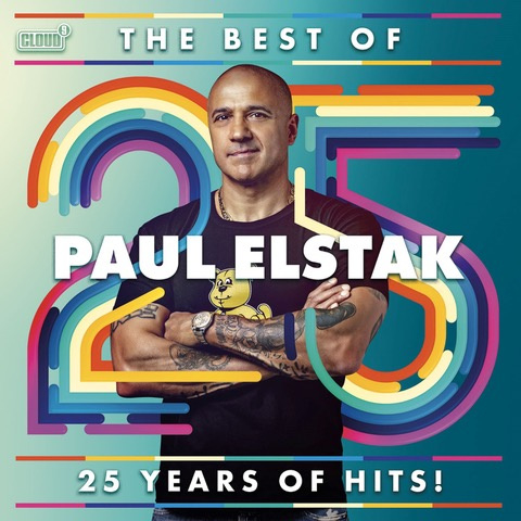 The Best of Paul Elstak - 25 Years of Hits CD