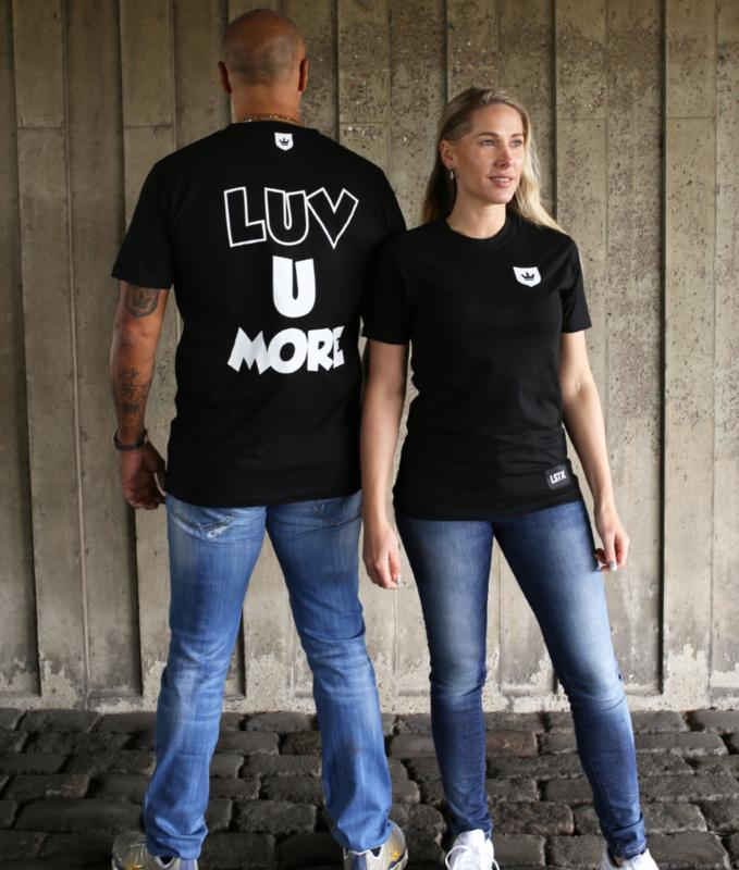 T-shirt LSTK Luv U More - LIMITED