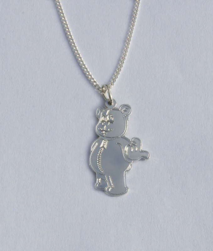 Necklace WANNA PLAY Silver 60 cm