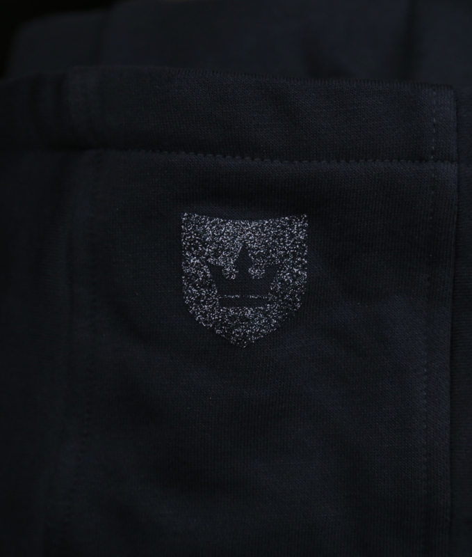 Hoodie LSTK Black Glitter - LIMITED