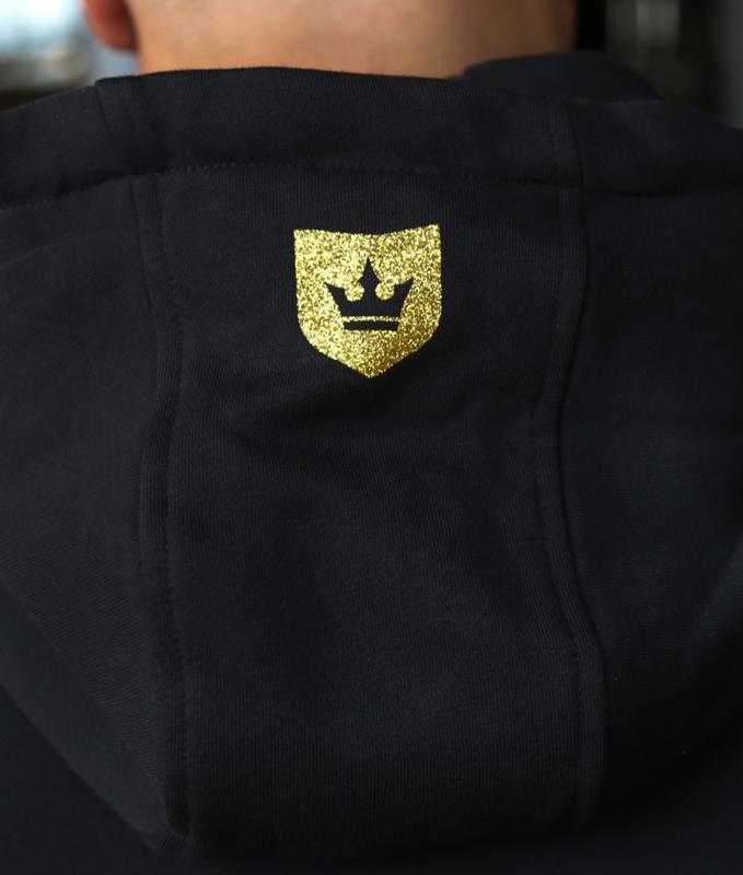 Hoodie LSTK Gold Glitter - LIMITED