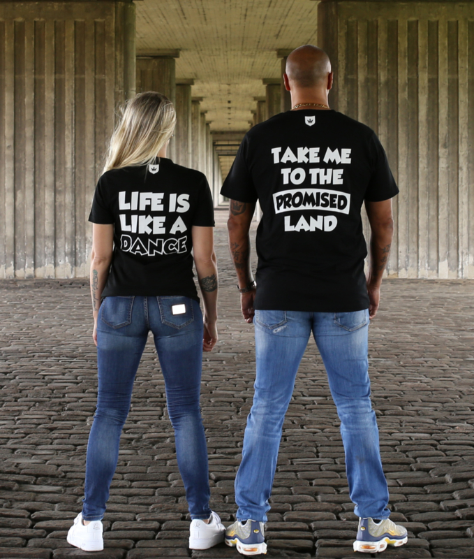T-shirt LSTK Promised Land - LIMITED