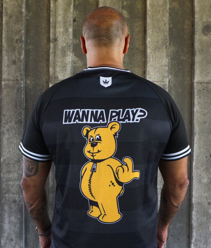 Soccer Shirt Wanna Play - LIMITED