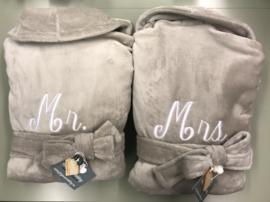 Set badjassen Mr.&Mrs. Mr.&Mr. Mrs.&Mrs.