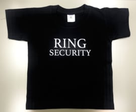 Ringbeveiliger/Ringsecurity shirt