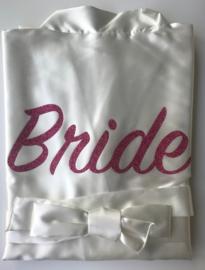 Kimono Bride glitter roze