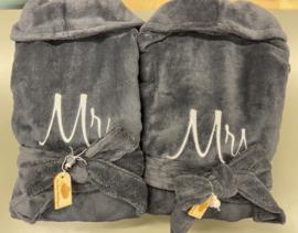 Set badjassen Mr.&Mrs. Mr.&Mr. Mrs.&Mrs. (#51)