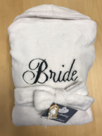 Badjas Fleece XS/S Bride